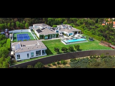 Gwen Stefani Beverly Hills Estate For Sale 35Million