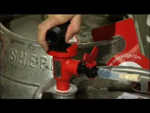 Cask Widge Cellar Equipment - Serve Good Cask Ales - Hassle Free With The Caskwidge System