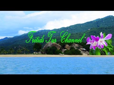 Vietnam Travel 2017 Оrchid Island & Best Beach NhaTrang