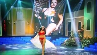 Miss Universe Puerto Rico  2016 - Swimsuit Competition