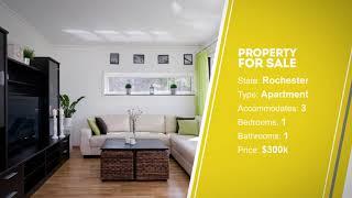 Gambar cover Real Estate Video V1 Sample