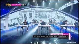 HD1080 140405 음악중심 Music Core SWING SuperJuniorM