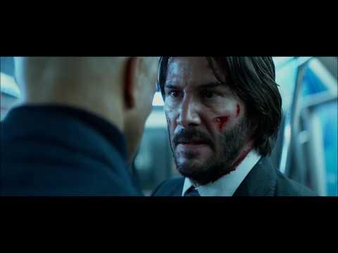John Wick 2 - Subway Fight