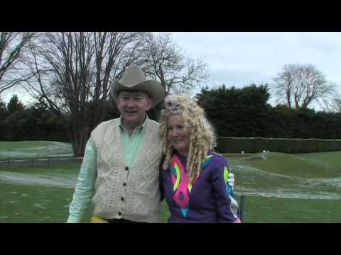 Edmondstown Golf Club Captain's Drive In 2013 Part 1