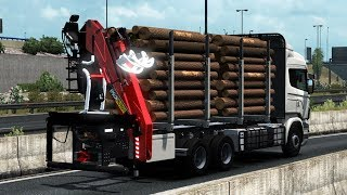[ETS2 v1.36] Scania R RJL Rigid Forest Parts