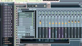 Fl Studio 10- Grove St Party!!! Instrumental (Remake) **Preview**