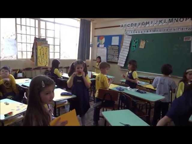 Vídeos sobre a escolha da Casa Nova da Trilhas! 1ºano