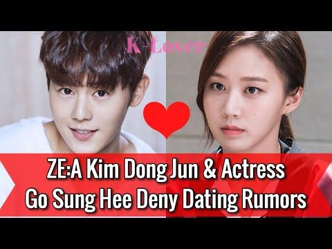 kim dong jun dating