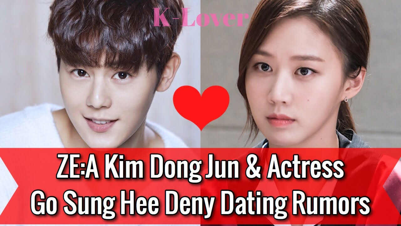 Ze a dongjun dating advice