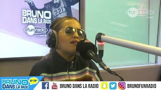 Rita Ora - Your Song (Live) (05/09/2017) - Bruno dans la Radio