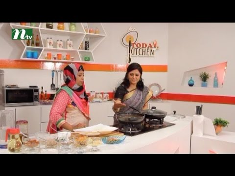Today's Kitchen (টুডেস কিচেন) Food Program | Episode 32 | Healthy Dishes or Recipes