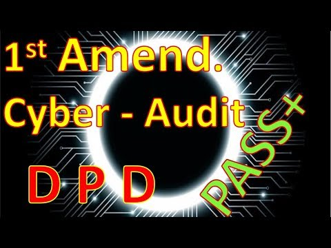 1st Amendment Cyber-Audit (Denver Police Department) - PASS+