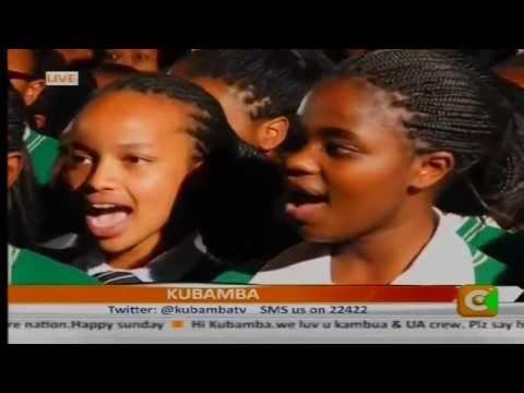 Kubamba at Bishop Gatimu Ngandu Girls High School