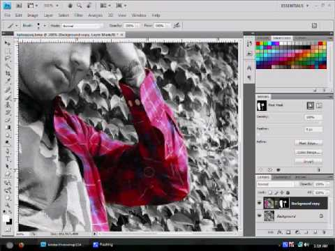 how to add colour filter in photoshop