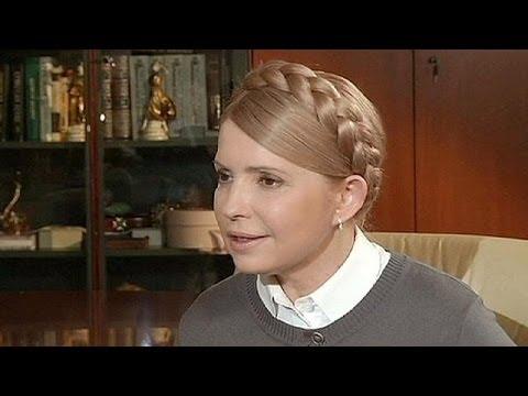 Tymoshenko dismisses civil war fears, says Putin