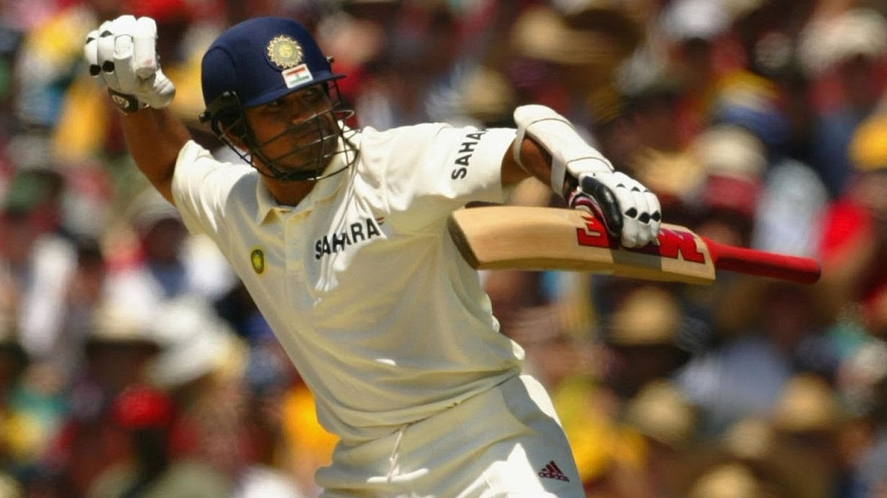From the Vault: Super Sachin's SCG special in 2004 - The Global Herald