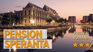 Pension Speranta hotel review | Hotels in Predeal | Romanian Hotels