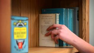 Salisbury Petite Oak Slim Bookcase - Pinesolutions
