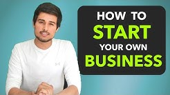 How to start a Business by Dhruv Rathee | Being an Entrepreneur in India