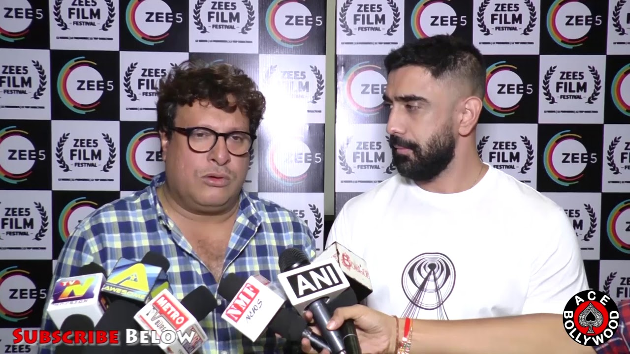 Download Special Screening of Barish Aur Chowmein With Amit Sadh And Tigmanshu Dhulia