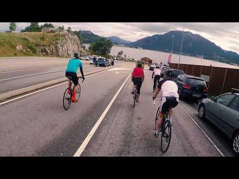 Tour de Hjelmeland 2017