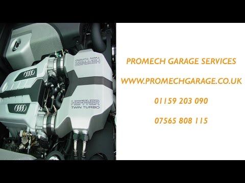 BMW Servicing Arnold - Car Repair Nottingham Arnold