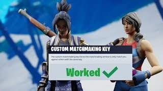 [Na East]Fortnite Custom Matchmaking Scrims Live