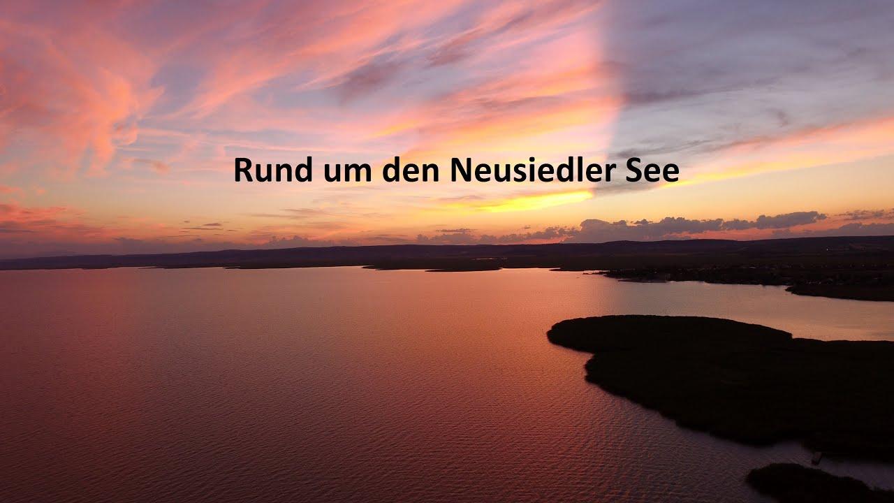 Neusiedlersee österreich  Rund um den Neusiedler See in Österreich | DJI Phantom 3 | 07.07 ...