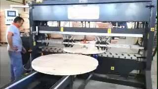 Makara Çakma Makinası