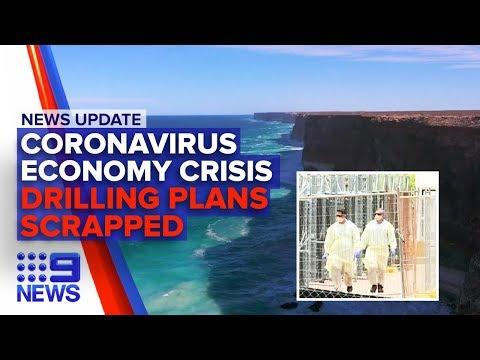 News Update: Coronavirus Impacts Economy, Equinor Dumps Oil Plans | Nine News Australia