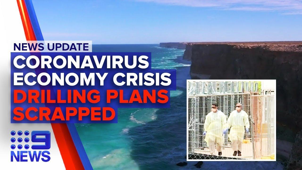 News Update: Coronavirus impacts economy, Equinor dumps oil plans | Nine News Australia Смотри на OK