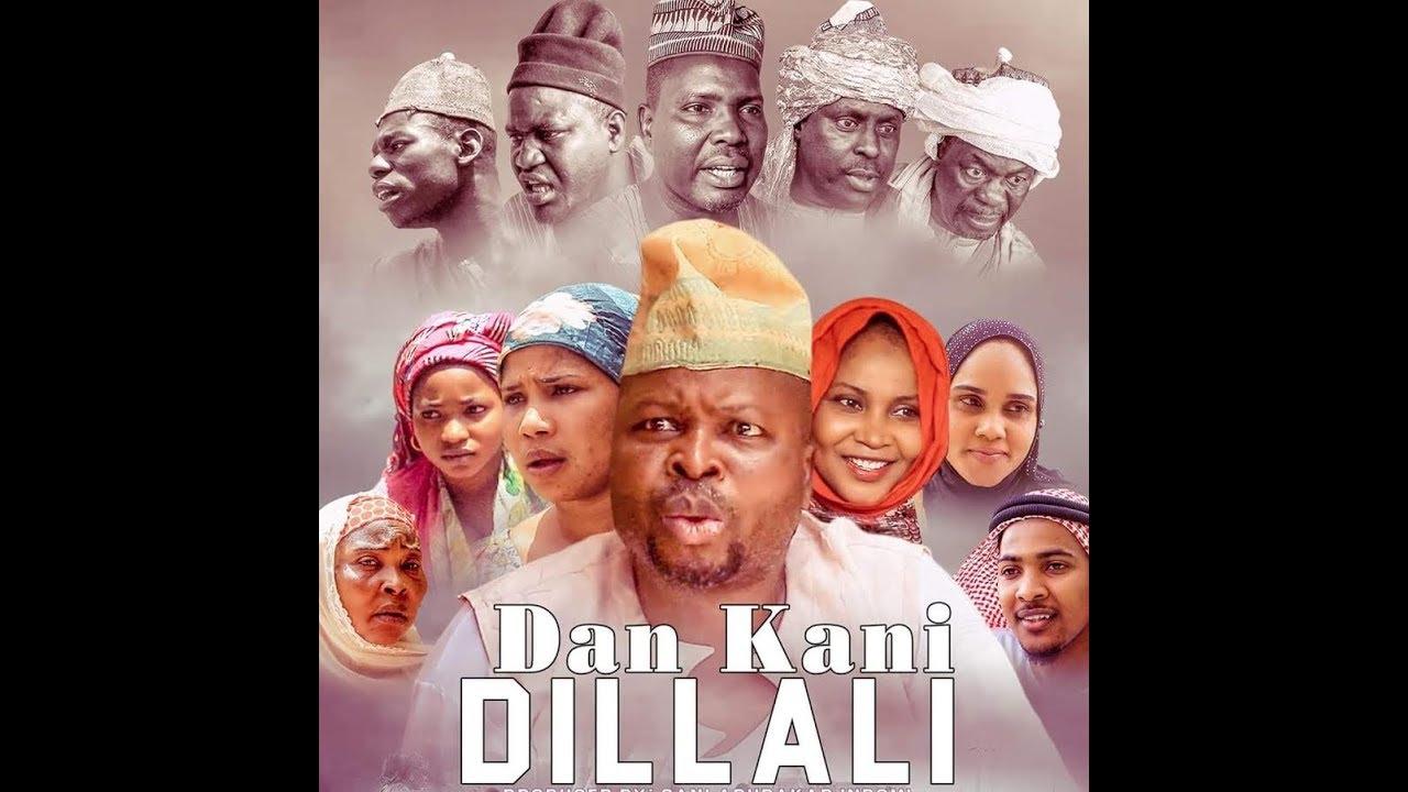 Download DAN KANI DILKALI 1&2 LATEST HAUSA FILM 2020