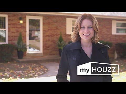 My Houzz : Jenna Fischer rénove en secret la maison de sa sœur