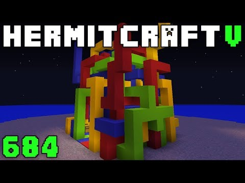 Hermitcraft V 684 Shame In The Tangler