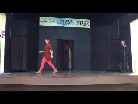 LuLaRoe Fashion Show at the Alaska State Fair