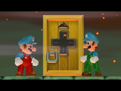 Another Super Mario Bros Wii - 2 Player Co-Op - #19