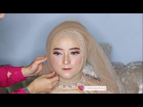 Cara Hijab Pengantin Cara Hijab Pengantin Baru