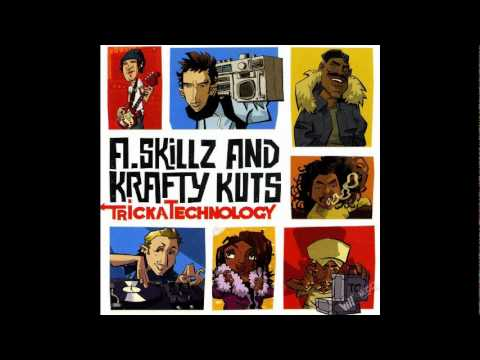 A skillz/Krafty Kuts :: Check 'em