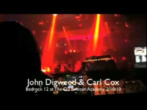 John Digweed Live at Space with Carl Cox