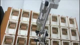 변압기 생산 용 자동 납땜 기계, 이중 주석 공급 시스…