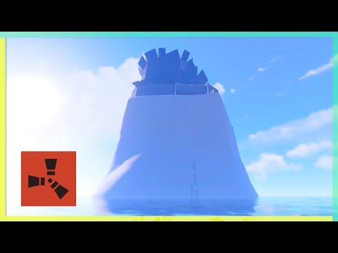 Rust Raids: ICEBERG BATTLE TO THE DEATH