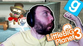 PROP HUNT PROS   Little Big Planet 3 (PS4) Multiplayer Gameplay
