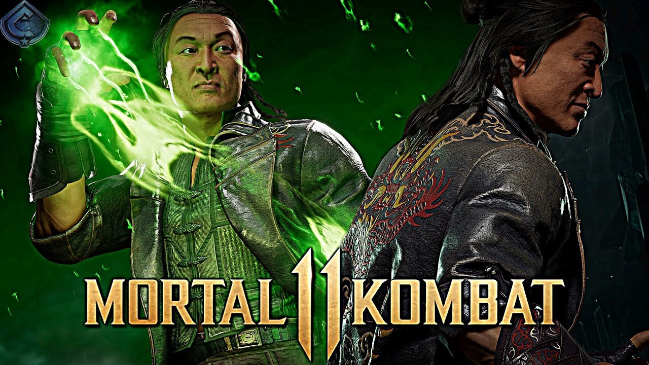 Mortal Kombat 11 Online Epic Shang Tsung Movie Gear Youtube