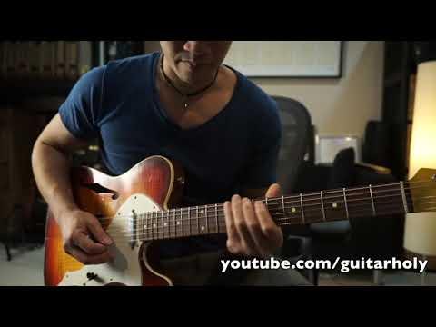 Nash TL-69 Guitar Improvisation by Vinai T