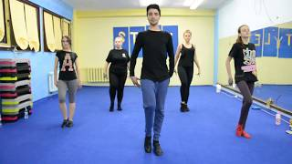 Bust Your Windows/ Workout Flamenco Dance / Choreography Hook Gapoian