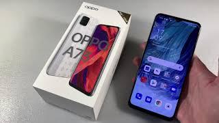 Обзор OPPO A73 4/128GB (Oppo F17)