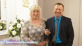 Cвадебное интервью c подставными вопросами или Креатив на свадьбе