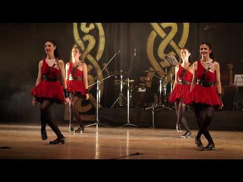 Irish Dancing Chile - Clarisa Rakos Irish Dance Academy Chile