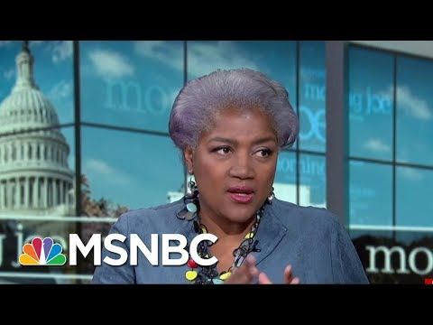 Donna Brazile On Her New Book 'Hacks': DNC Not Rigged But There Was A Cancer | Morning Joe | MSNBC