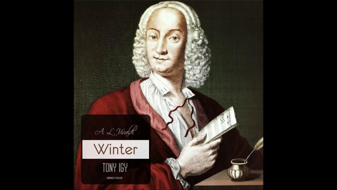 A. L. Vivaldi - Winter [Tony Igy Garage Version]